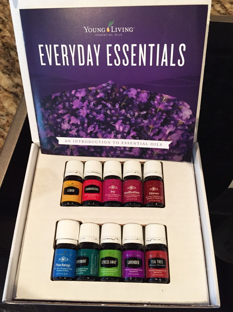 Everyday Essential Oils Pic